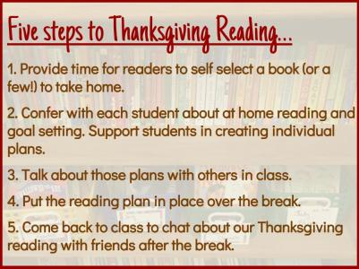 Thanksgiving reading Blog Image